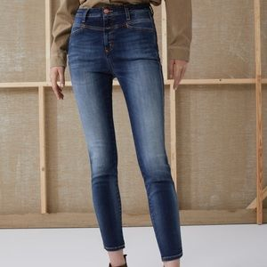 Closed Skinny Pusher blue denim